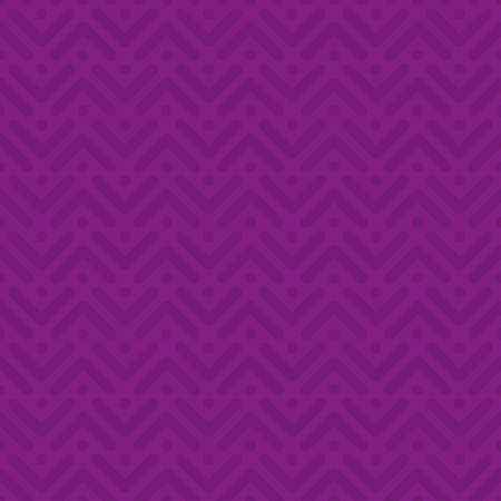 grid: Herringbone neutral seamless pattern in flat style. Tileable vector web background in purple color. Stock Photo