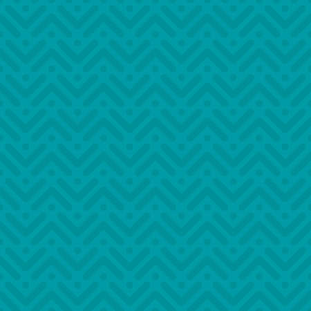 paper texture: Herringbone neutral seamless pattern in flat style. Tileable vector web background in turquoise color Stock Photo