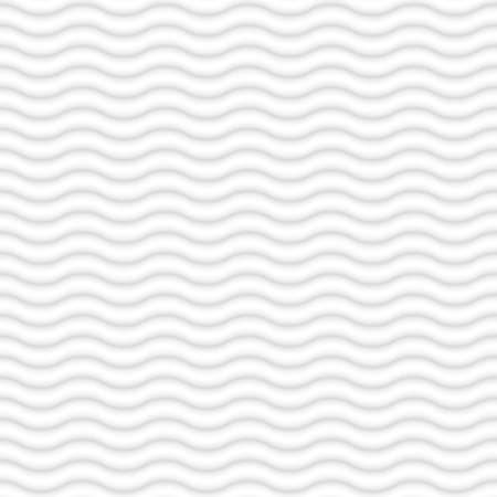tile pattern: Wavy blured lines seamless white background. Light gray neutral seamless vector pattern for your design. Illustration