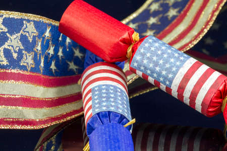 party favors: Party favors and 4th of July decorations for  a holiday celebration and party