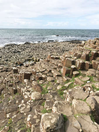 Giants Causeway in Northern Ireland, Europe