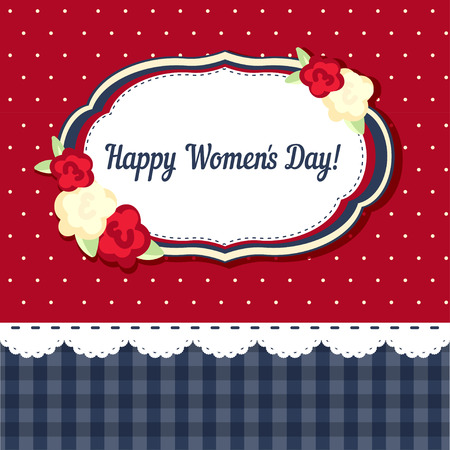 cellule: womens day. shabby chic. 8 march. red and yellow roses. frame