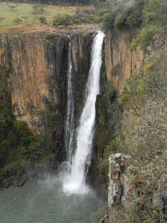 howick: Beautiful Howick Falls