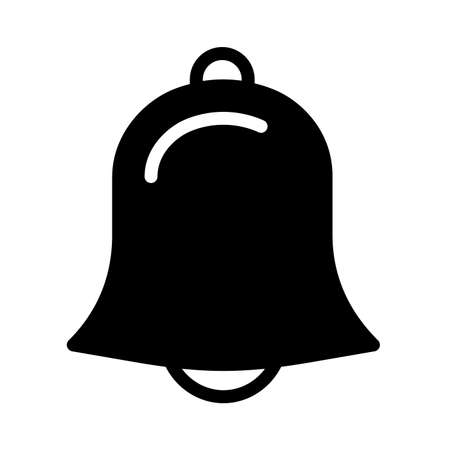 bell vector icon, vector best flat icon, EPS Ilustrace