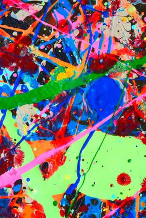 psyche: Arte abstracto 3 Foto de archivo