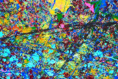 psyche: Arte abstracto 2 Foto de archivo