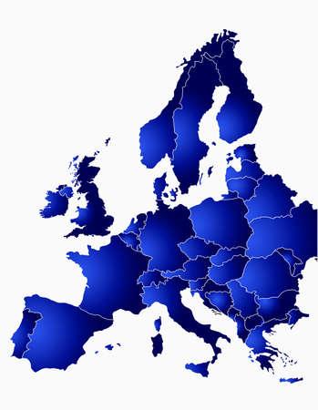 eu: eu map