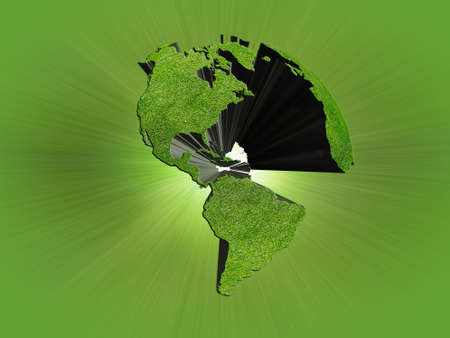 earth Stock Photo - 6390362