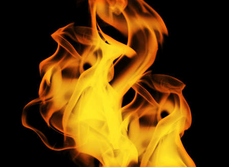 smoldering: fire