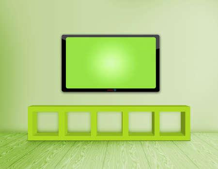 dvd room: plasma tv