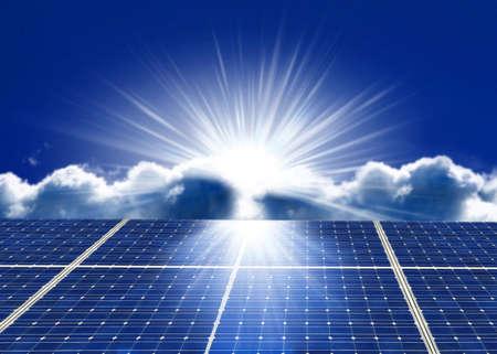 sun energy: solar