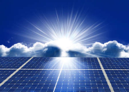panel: solar