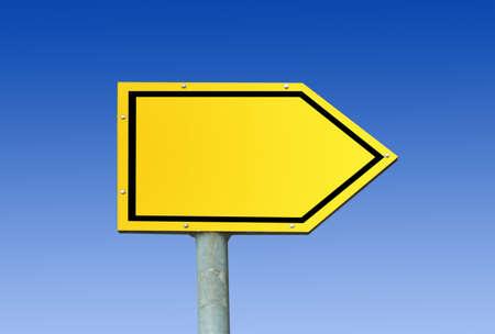 go sign: blank