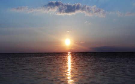 lizenzfreie fotos: Sonnenuntergang  Lizenzfreie Bilder