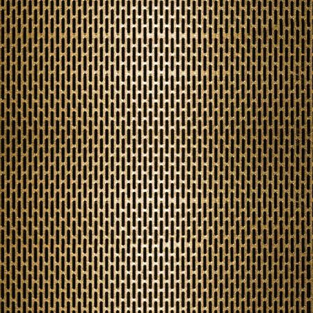 repeated: Metallic texture Stock Photo