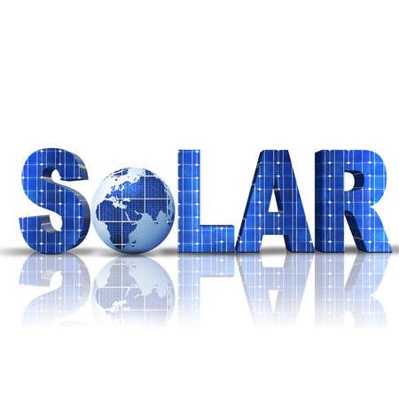 solar Stock Photo - 7949910