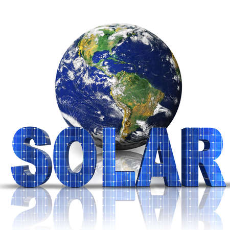 solar Stock Photo - 7949919