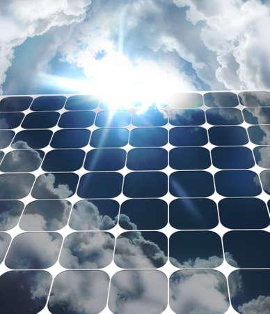 fuel cell: solar