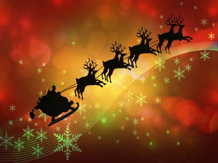 Fondo de Navidad  Foto de archivo