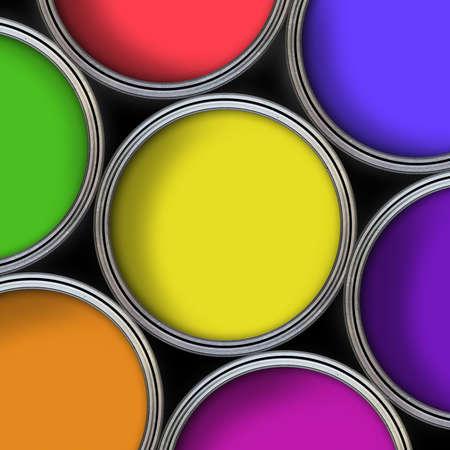 color image creativity: colores