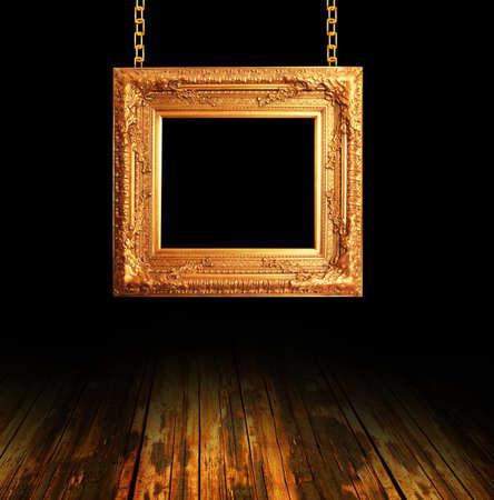 Oude frame