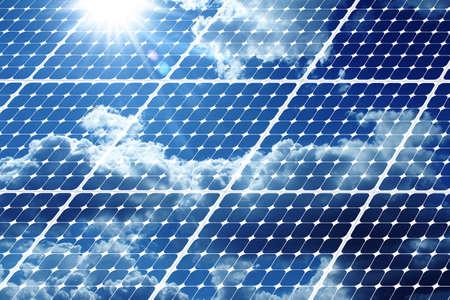 Energiekonzept Standard-Bild - 10705208