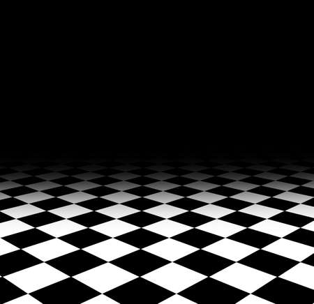 ajedrez: piso de ajedrez patr�n