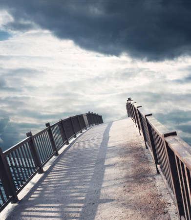 brug naar de hemel