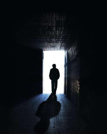 exit 写真素材