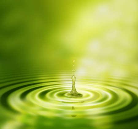 Splash d'eau