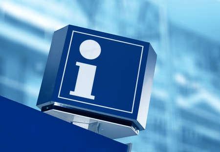 info point symbol