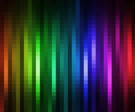 nightclub party: abstract lights disco background