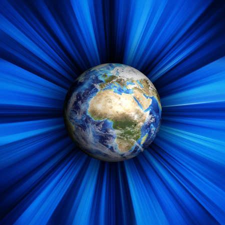 Erde Standard-Bild - 15053443
