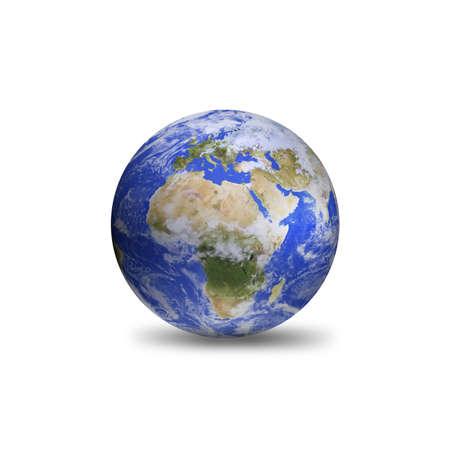 world atlas: earth