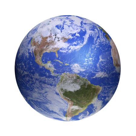 spacial: earth