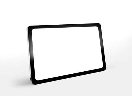 Tablet pc Stock Photo - 15053455