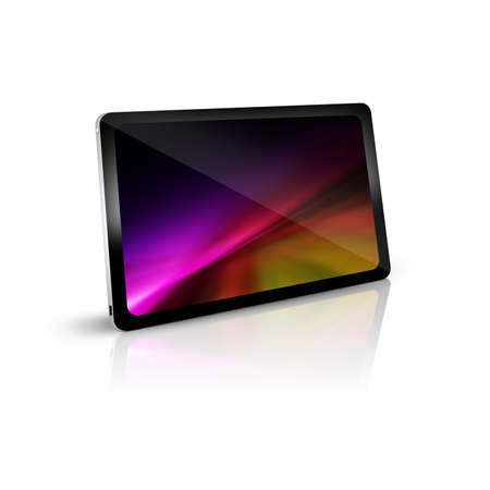 Tablet pc  Stock Photo - 15053551
