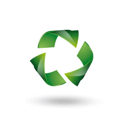 Recycle Symbol Stock Vector - 15505819