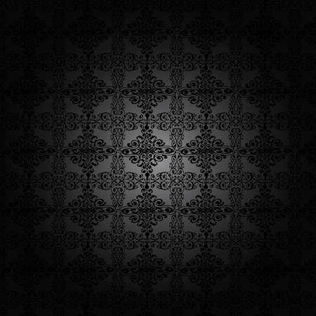 damask background Stock Vector - 15292064