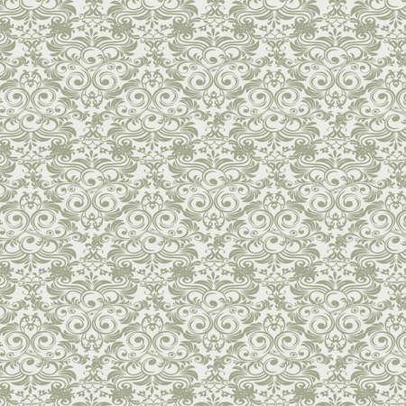 damask background Stock Vector - 15292062