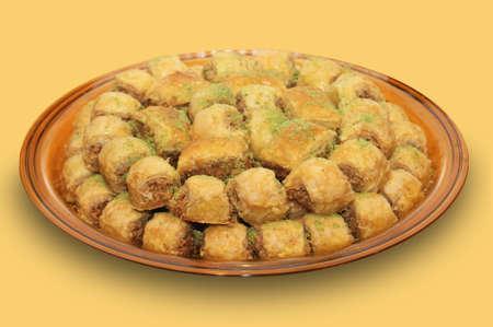 arabian food: middle east sweet desert