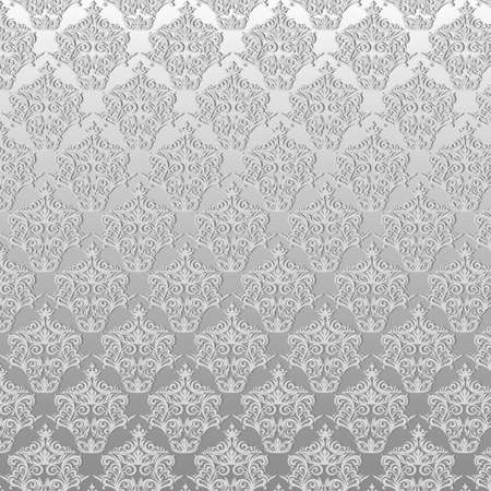 Damask seamless floral pattern Stock Photo - 18198514
