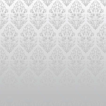 Damask seamless floral pattern Stock Photo - 18198512
