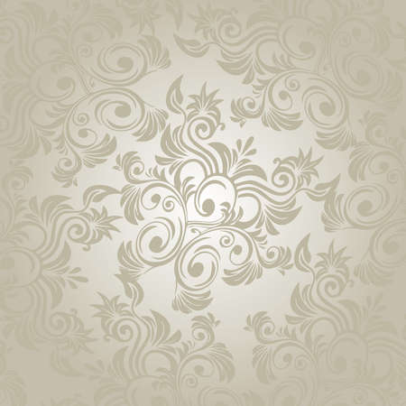 Damask seamless floral pattern Stock Photo - 18840907