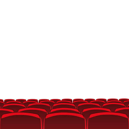 theater auditorium: red room cinema