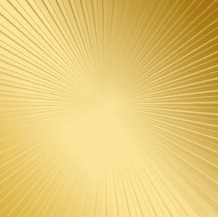 aureole: Abstract gold sunny background