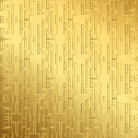 gold background Stock Vector - 19031933