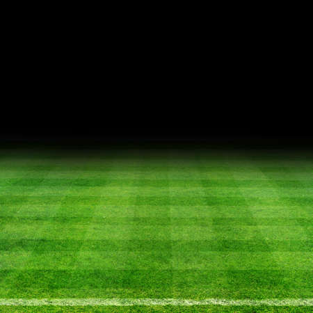grandstand: soccer field