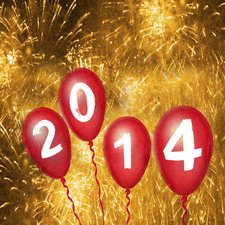 pending: 2014 with red balloons