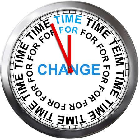 fitness motivation: Time for Change